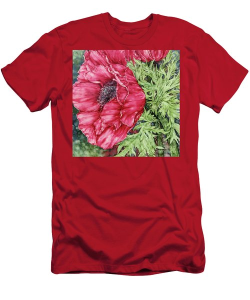 Anemone Men's T-Shirt (Athletic Fit)