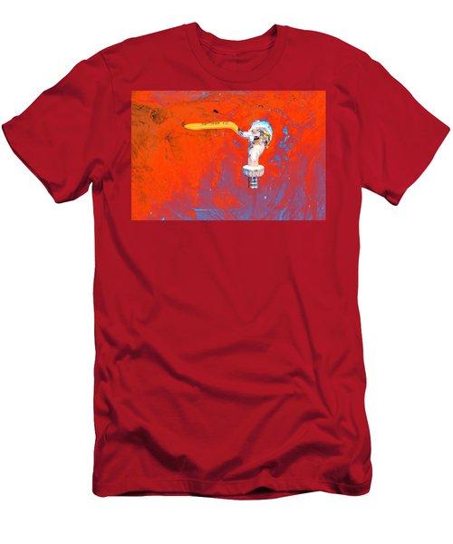 Aniatah Men's T-Shirt (Slim Fit) by Jez C Self