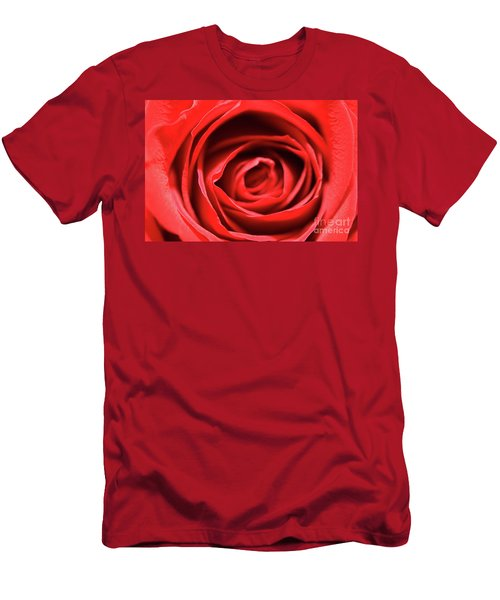 Men's T-Shirt (Slim Fit) featuring the photograph Anonymously Deliverred by Stephen Mitchell