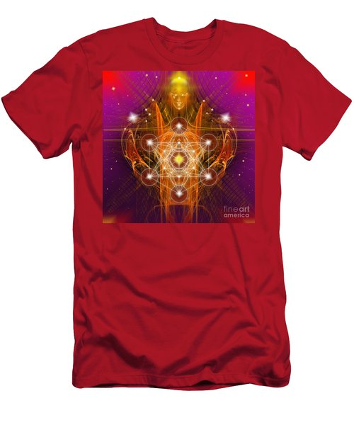 Archangel Metatron Men's T-Shirt (Athletic Fit)
