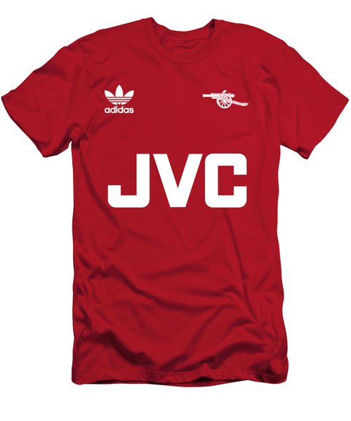 Arsenal Retro Men's T-Shirt (Athletic Fit)