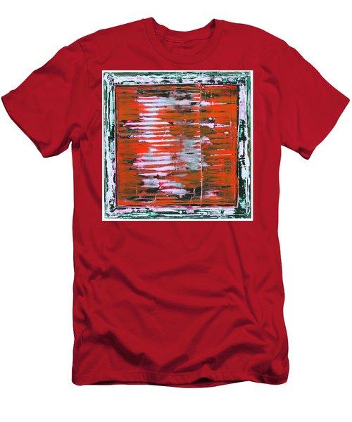 Art Print California 11 Men's T-Shirt (Athletic Fit)