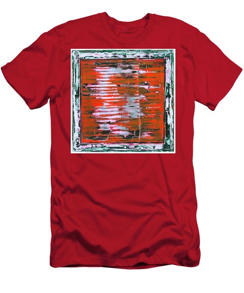 Art Print California 11 Men's T-Shirt (Athletic Fit)