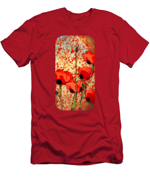 Flanders Fields Men's T-Shirt (Athletic Fit)