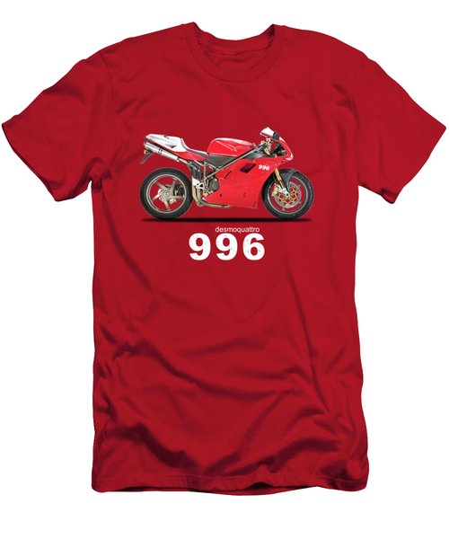 The 996 Men's T-Shirt (Athletic Fit)