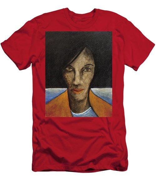 Ash So Far Men's T-Shirt (Slim Fit) by Steve  Hester