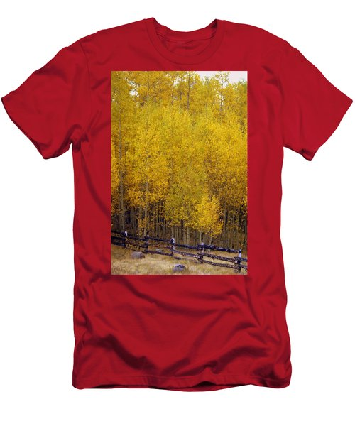 Aspen Fall 2 Men's T-Shirt (Athletic Fit)