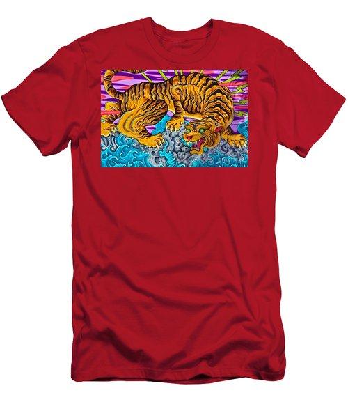 Asphalt Jungle Men's T-Shirt (Athletic Fit)