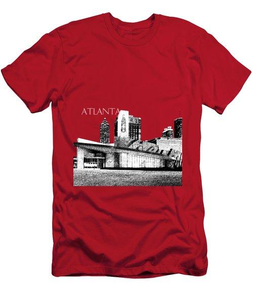 Atlanta World Of Coke Museum - Dark Red Men's T-Shirt (Athletic Fit)