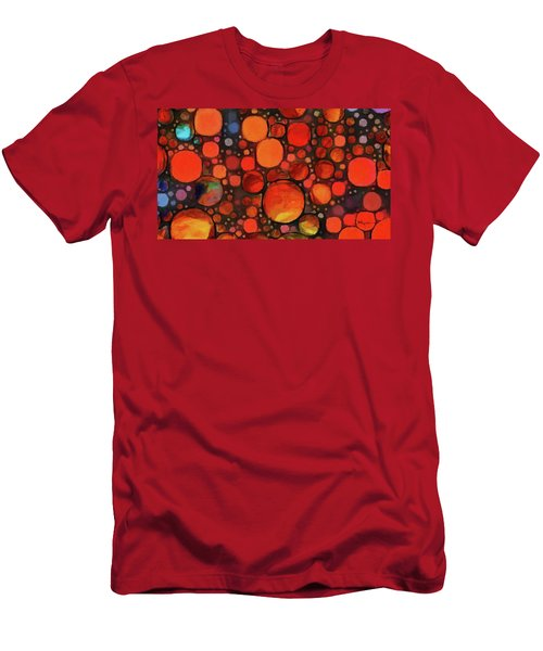 Atoms Men's T-Shirt (Athletic Fit)
