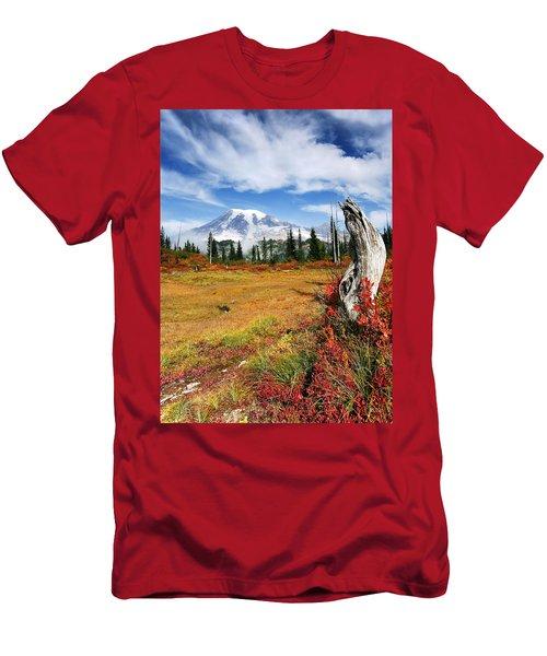 Autumn Majesty Men's T-Shirt (Athletic Fit)