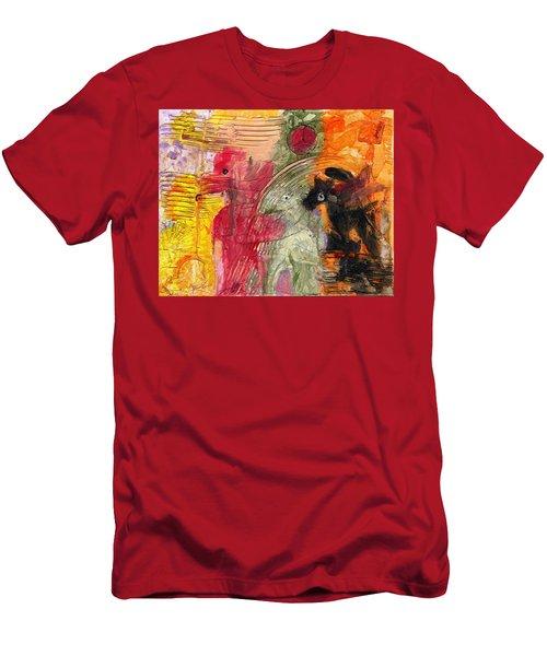 Avoiding The Apocalypse Men's T-Shirt (Athletic Fit)