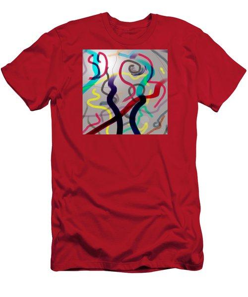Awareness Men's T-Shirt (Slim Fit) by Robert Henne