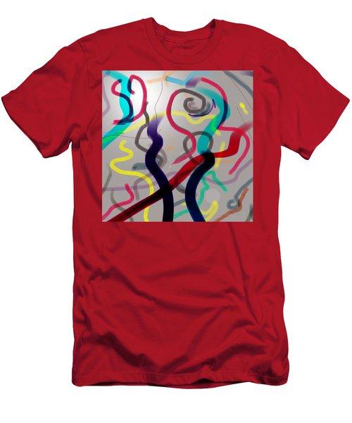 Awareness Men's T-Shirt (Athletic Fit)