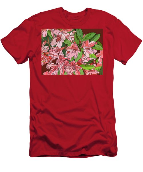 Azalea Bunch Men's T-Shirt (Athletic Fit)