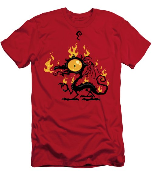 Backfire Men's T-Shirt (Athletic Fit)