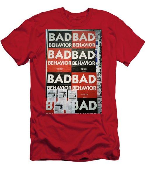 Bad Behavior Men's T-Shirt (Athletic Fit)