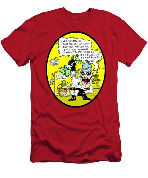 bAD mOjO Men's T-Shirt (Athletic Fit)