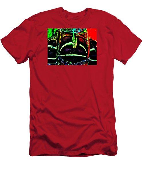 Bahre Car Show II 41 Men's T-Shirt (Athletic Fit)