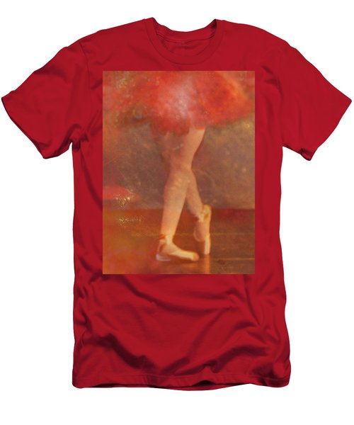 Ballet Dancer Men's T-Shirt (Athletic Fit)
