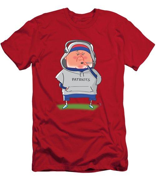 Belichick Men's T-Shirt (Athletic Fit)