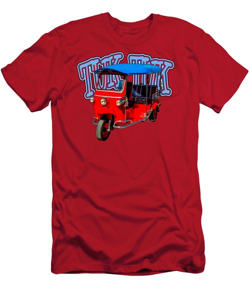 Best First Car For A Millennial Is Tuk-tuk Men's T-Shirt (Athletic Fit)