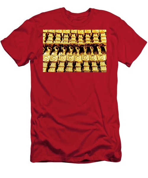 Big Ben The Clock Collector Men's T-Shirt (Athletic Fit)
