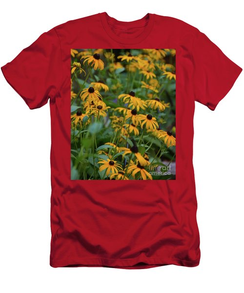 Black-eyed Susan Men's T-Shirt (Athletic Fit)