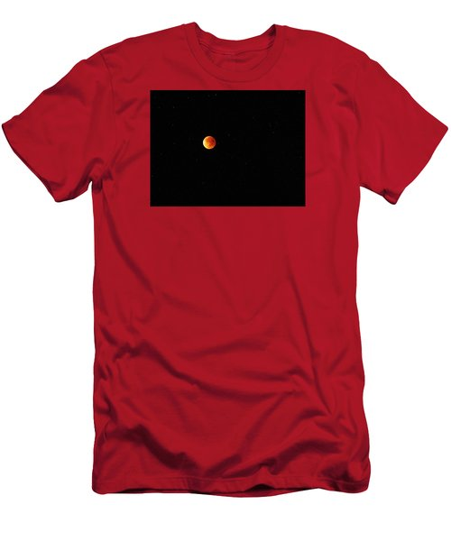 Blood Moon September 27th Men's T-Shirt (Athletic Fit)