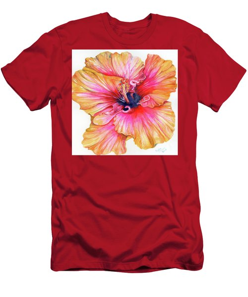 Blossomed Men's T-Shirt (Athletic Fit)