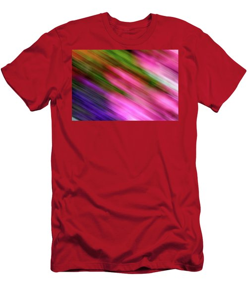 Blurred #6 Men's T-Shirt (Athletic Fit)