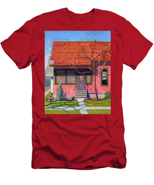Boise Ridenbaugh St 02 Men's T-Shirt (Athletic Fit)