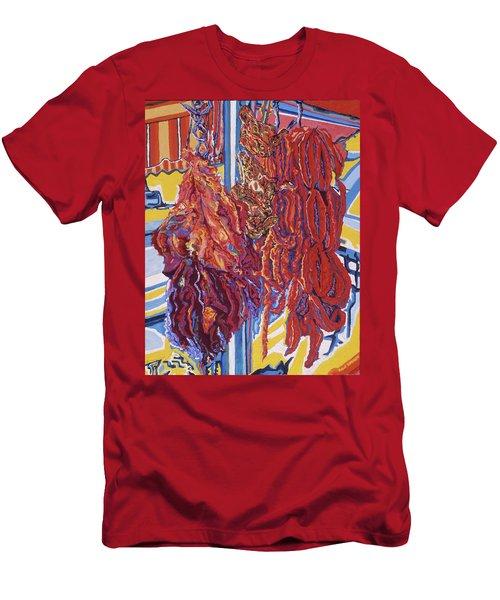 Boucherie Hamdane Freres I Men's T-Shirt (Slim Fit) by Robert SORENSEN