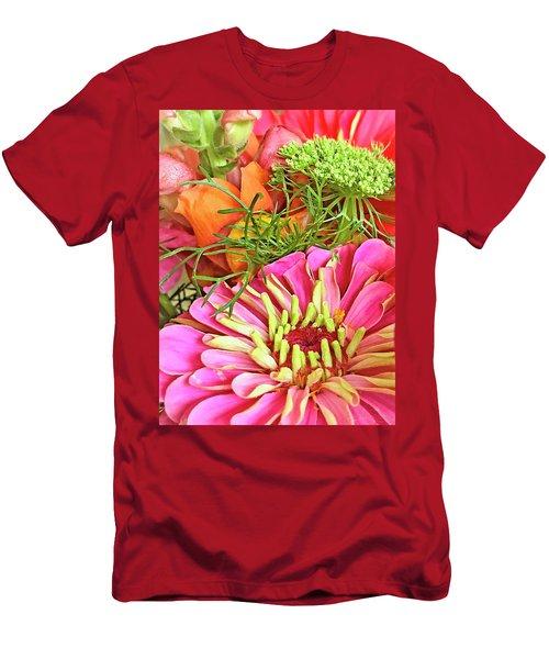 Bouquet Parfait Men's T-Shirt (Athletic Fit)