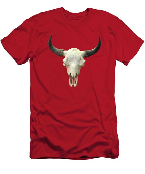 Bovine Men's T-Shirt (Slim Fit) by Julio Lopez