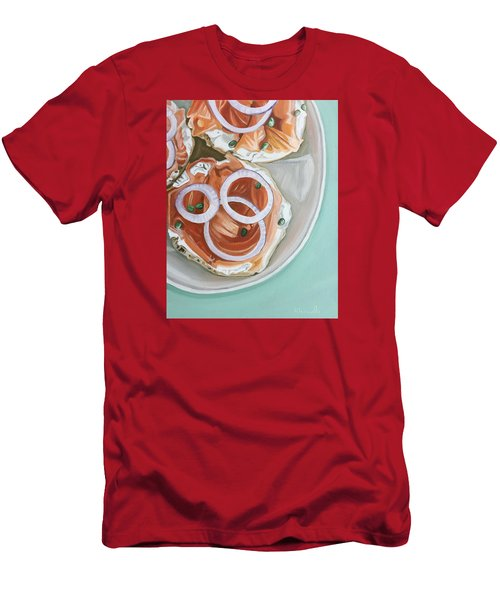 Breakfast Delight Men's T-Shirt (Athletic Fit)