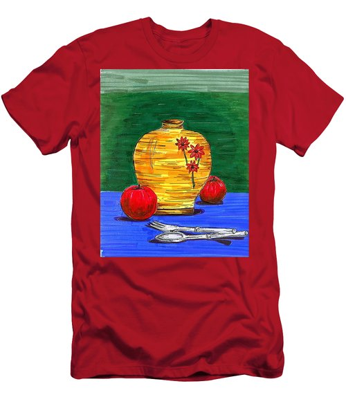 Brunch Men's T-Shirt (Athletic Fit)