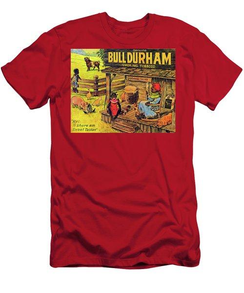 Bull Durham My It Shure Am Sweet Tastan Men's T-Shirt (Athletic Fit)