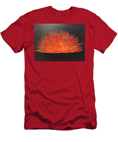Burning Sun Men's T-Shirt (Athletic Fit)