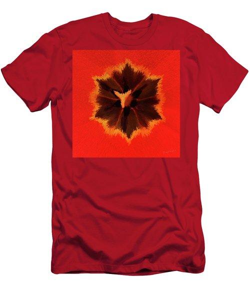 Bursting Men's T-Shirt (Slim Fit)