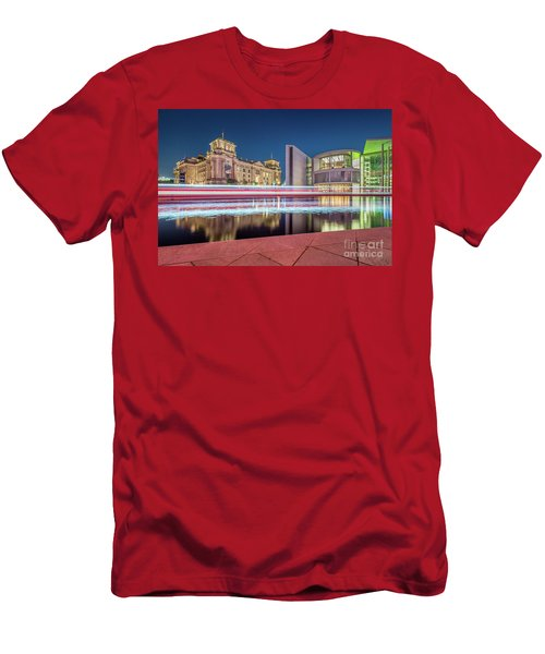 Busy Berlin Men's T-Shirt (Athletic Fit)