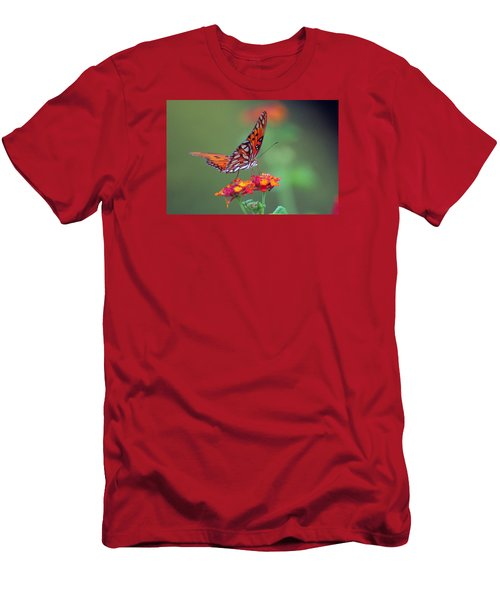 Butterfly Majestic Men's T-Shirt (Athletic Fit)