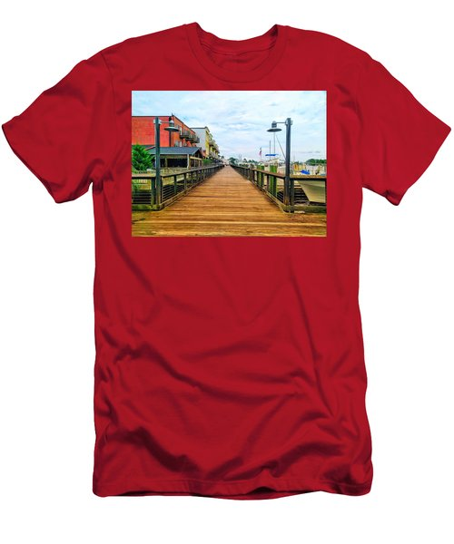 By George Men's T-Shirt (Athletic Fit)
