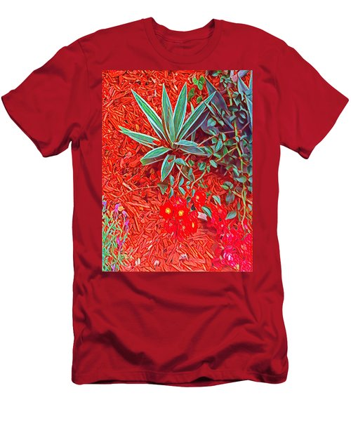 Caliente Men's T-Shirt (Athletic Fit)