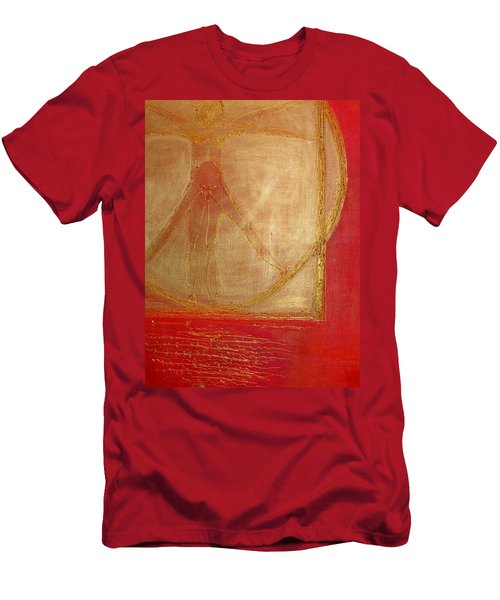 Cannon Of Proportion Men's T-Shirt (Athletic Fit)