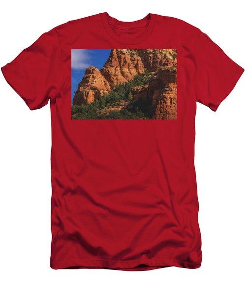 Capitol Butte Details Men's T-Shirt (Athletic Fit)