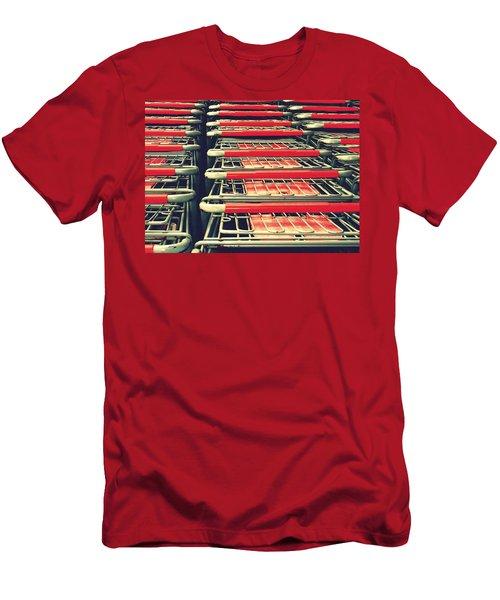 Carts Men's T-Shirt (Athletic Fit)