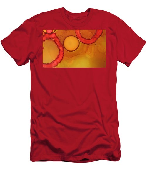 Cell# 2 Men's T-Shirt (Athletic Fit)