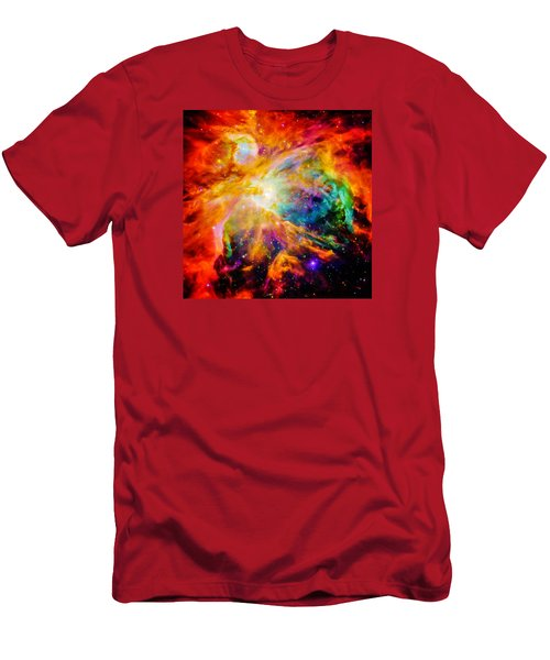 Chaos In Orion Men's T-Shirt (Athletic Fit)