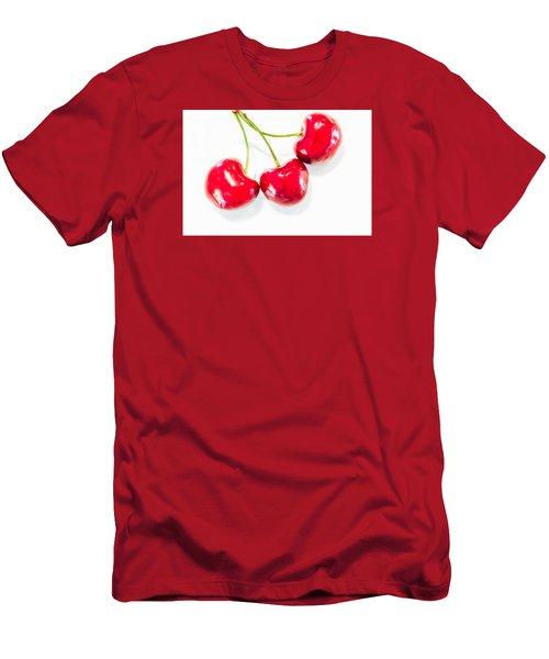 Cherry Time Men's T-Shirt (Athletic Fit)